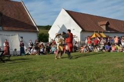 Mittelalterfest Leiben 2018